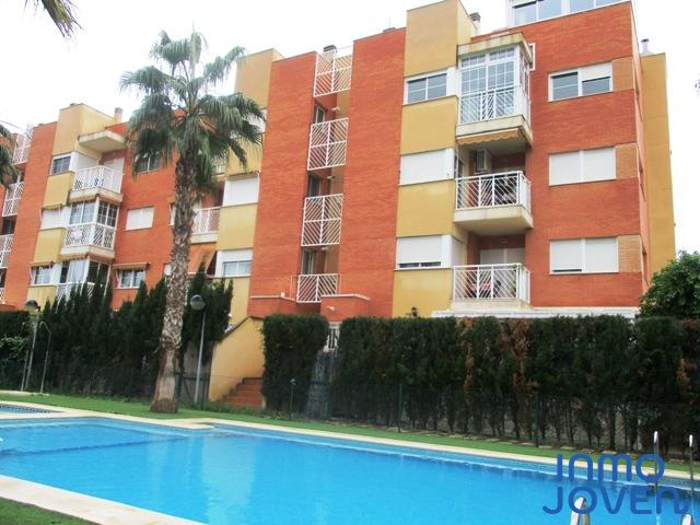 1163  Apartamento «Urbanización Sorolla» Bajo