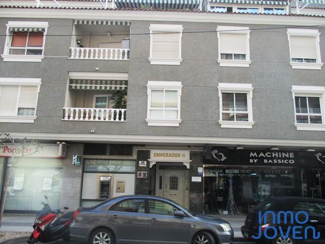 2182  Apartamento en Campello Playa