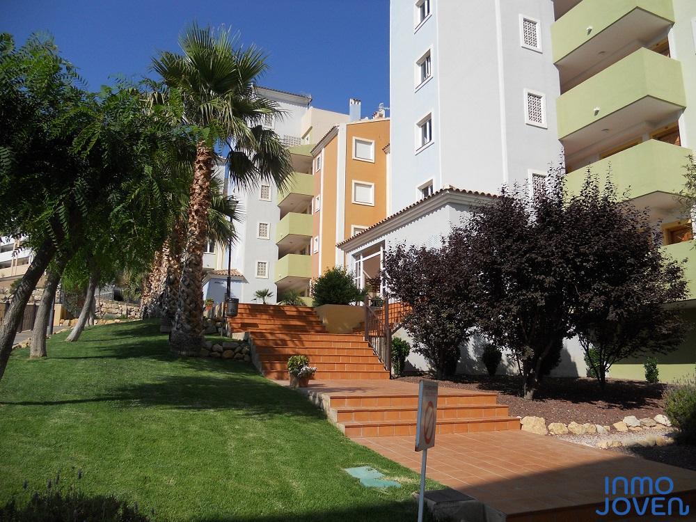 2126  Apartamento en Urbanización Bonalba