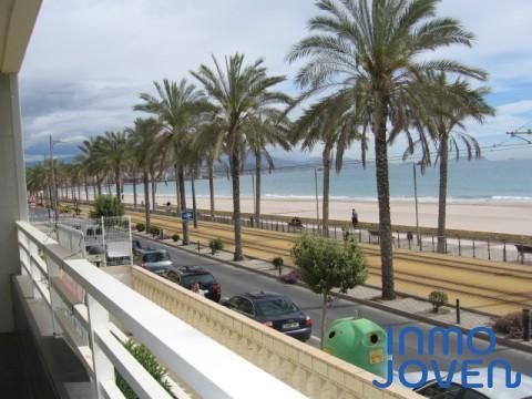 1131  Apartamento en urbanización Las Perlas