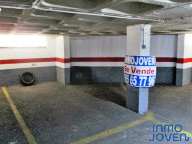 7113  Garaje en Centro de Alicante