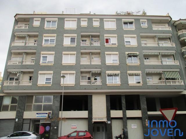 1184  Ático en «Calle Bautista Gasset»