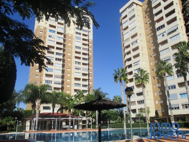 2147  Apartamento en Urbanización Natura Playa II