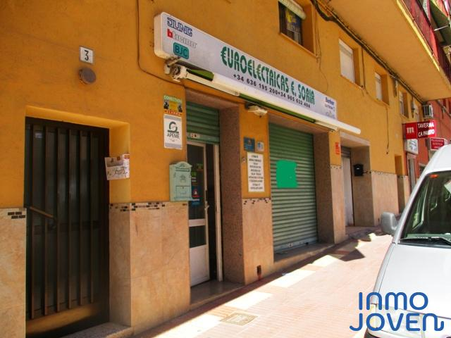6114  Local comercial en Campello Pueblo