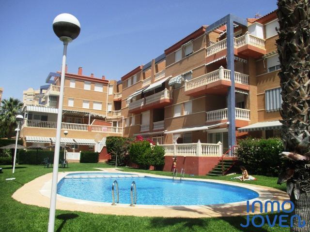 A-08  Apartamento en Urbanización Llanos del mar 3º