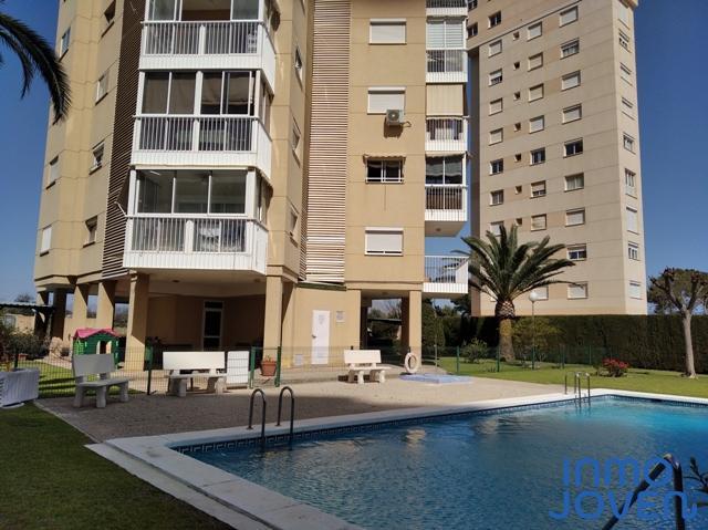 1142 Apartamento en Playa Muchavista 3º