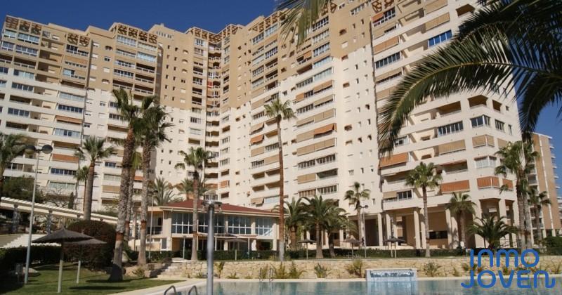 A-347  Apartamento en urbanización Natura Playa 12º